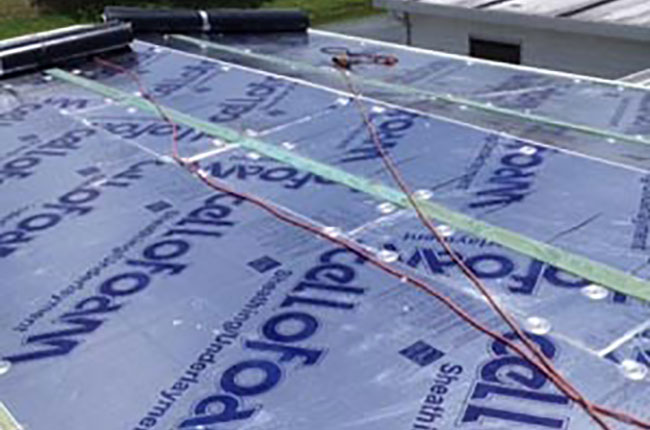 Replacing a Mobile Home Roof