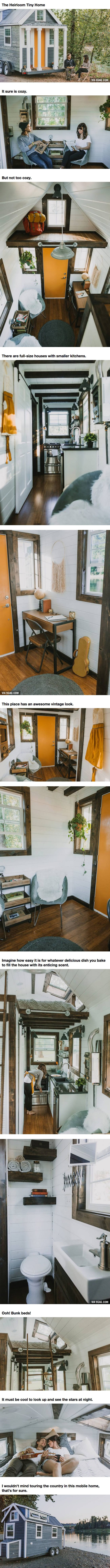 amazing pics of tiny mobile home