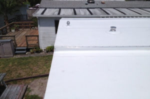 Mobile Home Roofing Options on new garage roof, rubber roofing flat roof, new camper roof, new residential roof, new flat roof, new barn roof, rubber membrane roof, new rv roof, new warehouse roof, travel trailer roof,